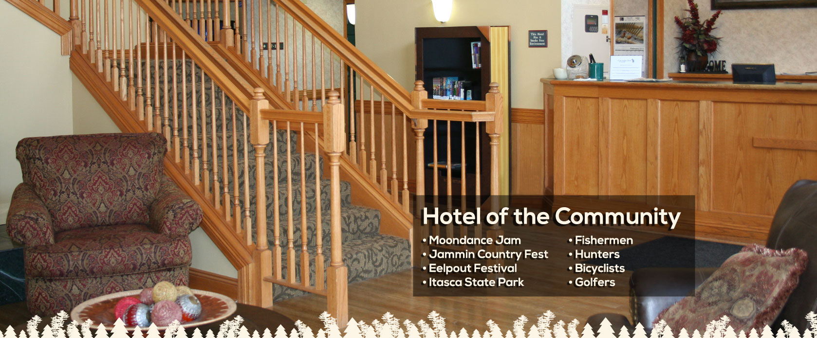 Country Inn Walker This rating is a reflection of how the property compares to the industry standard when it comes to price, facilities and services available. It's based on a self-evaluation by the property/10(89).