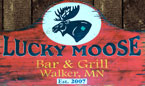 lucky moose bar and grill dining walker mn