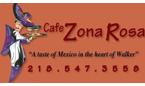 zona rosa dining walker mn